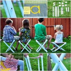 As you start to gear up for summertime camping, check out these 11 PVC DIY camping projects that you'll want to give a try. Pipe Diy Projects, Pvc Pipe Crafts, Diy Crafts, Diy Camping, Camping With Kids, Kids Camp, Fun Camp, Camping Style, Camping Guide