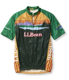 L.L.Bean Team Cycling Jersey | Free Shipping at L.L.Bean