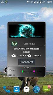 Skull Vpn For Android Ithubpk Android Skull Tech