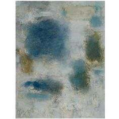 December Blue Series II | From a unique collection of antique and modern paintings at https://www.1stdibs.com/furniture/wall-decorations/paintings/
