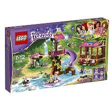 LEGO Friends - 41038 Große Dschungel-Rettungsbasis
