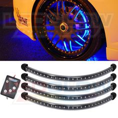 20 amazing car accessories will make your car super cool! - Gift guider accessories lights 20 amazing car accessories will make your car super cool! Accessoires De Jeep Wrangler, Jeep Wrangler Accessories, Audi Rs6, Chevrolet Corvette, Chevrolet Spark, Rolls Royce, Banks, Led, Custom Car Accessories