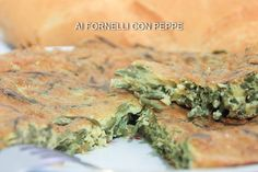 Frittata con asparagi