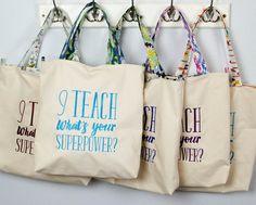 Show Off Saturday... Superhero Teacher Bags! — SewCanShe | Free Daily Sewing Tutorials