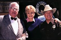 Murder She Wrote. My Grandmother got me hooked on this show.