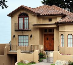 Stucco Exterior Paint Color Schemes top modern bungalow design | stucco colors, lights and house