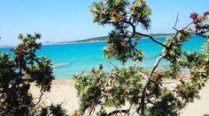 Laggeri beach, Paros island Greece