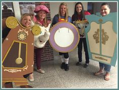 Veterans Park Elementary: Highlights - 2017 Drama Production Revealed Lumiere Beauty And The Beast, Beauty And The Beast Halloween, Beauty And The Beast Costume, Beauty And The Beast Theme, Disney Beauty And The Beast, Beauty Beast, Work Group Halloween Costumes, Family Costumes, Disney Princess Tattoo