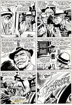 Strange Tales #150 featuring Nick Fury Agent of SHIELD Plot & Layouts- Jack Kirby • Finished pencils- John Buscema • Inking- Frank Giacoia • Dialogue- Stan Lee