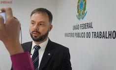 """Procurador do Trabalho rebate Rodrigo Maia e tacha classe política de """"alcatéia desgraçada"""""""