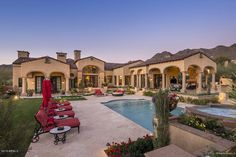 Breathtaking estate offering state of the art technology