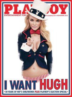 Playboy (US) #cover #magazine