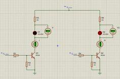 BC639 Transistor Circuit Diagram Circuit Diagram, Red Led, Circuits, Bullet Journal, How To Apply
