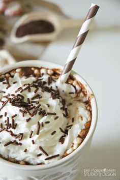 STYLiNG   Hot Cocoa Bar