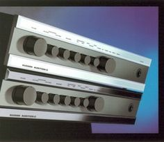 Sugden Audition-C Integrated Amplifier. Complete musical experience. (1999-2004)