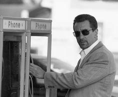 The ultimate cool... De Niro in Heat