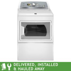 Costco washer maytag maxima xl 8000 series steam 43cuft washer dryer maytag bravos x 700 series 74cuft electric dryer 728987 features fandeluxe Images