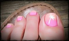 Tropical Palm Tree Vinyl Toe nail Decals on Etsy, $4.50