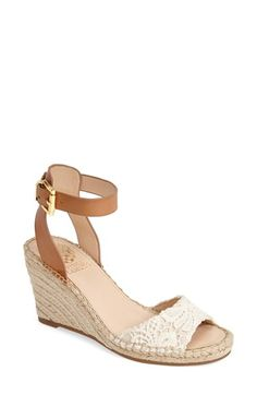 Vince Camuto 'Tagger' Espadrille Wedge Sandal (Women) available at  #Nordstrom
