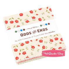 Odds & Ends Charm Pack Cosmo Cricket for Moda Fabrics - Fat Quarter Shop