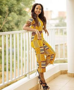 The Trending and most Inspired Ankara styles every Fashionista should have in her closet at the moment. African Fashion Designers, African Inspired Fashion, African Print Fashion, African Prints, African Patterns, Africa Fashion, African Attire, African Wear, African Dress