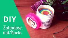 Zahndose DIY mit Upcycling #wackelzahn #milchzahn #zahndose #diy #vorschulkind #upcyclingidee