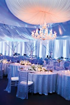 36 Lovely Wonderland Wedding Centerpieces Ideas For Winter - Wedding Ideas - Sweet 16 Decorations, Quince Decorations, Quinceanera Decorations, Cinderella Quinceanera Themes, Quinceanera Dresses, Wedding Centerpieces, Wedding Decorations, Table Decorations, Quince Themes