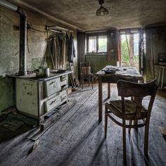 Old Kitchen | Flickr - Photo Sharing!