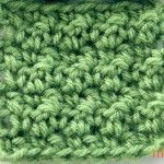 Learn how to #crochet the Griddle Stitch! Video tutorial, photo tutorial, and crochet chart from Mooglyblog.com ༺✿ƬⱤღ  https://www.pinterest.com/teretegui/✿༻