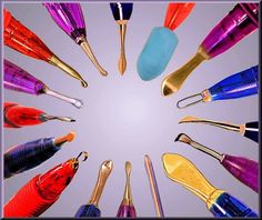 SkulpTools ~ Sculpting Tool Designs: made in America