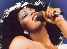 """Donna Summer... """"I Feel Love"""" RIP dear Donna Thank you for the music"""