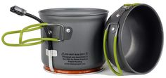 The PowerPot portable electric generator