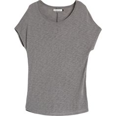 Wide Grey T-shirt From Costes