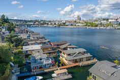 Realtors Courtney Cooper & Molly Cartwright are Seattle houseboats experts on all Settle floating homes, Seattle waterfront homes, and Seattle houseboats Seattle Waterfront, Waterfront Homes, Portage Bay, Floating Homes, Seattle Homes, Lake Union, Houseboats, Capitol Hill, Real Estate