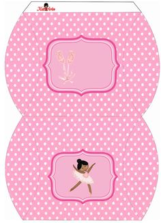 Sweet Dancer: Free Printable Pillow Box. | Oh My Fiesta! in english
