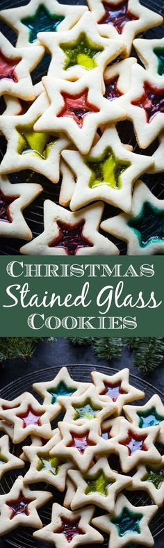 Simply gorgeous Gluten Free Christmas Cookies with Stained Glass. You can can make these with your kids, they are SO easy! (Baking Cookies With Kids) Christmas Cookie Exchange, Christmas Sweets, Christmas Cooking, Christmas Albums, Christmas Cakes, Gluten Free Christmas Cookies, Holiday Cookies, Holiday Treats, Christmas Cookies For Kids
