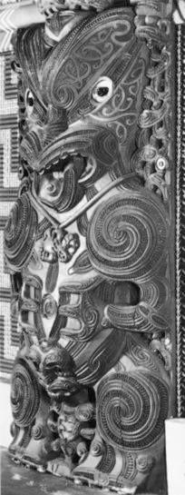 Wood Sculpture, Sculptures, Maori Tribe, Polynesian People, Maori Art, Asia, New Zealand, Fashion Art, Primitive