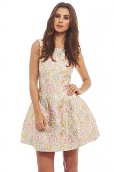 BELLE OF THE BALL SKATER DRESS