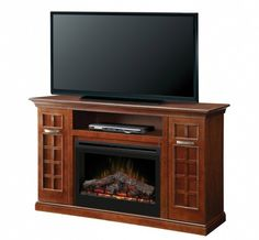 Dimplex - Home Page » Fireplaces » Media Consoles » Products » Yardley Media Console
