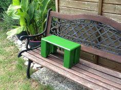 This wooden DIY #stool makes your little ones proud: http://www.1-2-do.com/de/projekt/Kinderhocker-_-1-_-Kinderschemel/bauanleitung-zum-selber-bauen/19470/