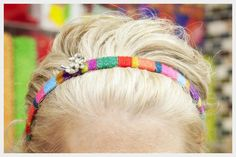 DIY Headband DIY Hair Accessories