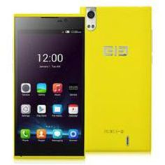 Brand Elephone   Model  P10    Color Yellow   Type Brand New   Form Factor Touch screen   Operating System Android 4.4   Processor  CPU: MTK6582quad core , Cortex A7 1.3GHz GPU: Mali-400MP    RAM 1GB   ROM 16GB   Support extend card 32GB   Screen   Touch Screen IPS OGS   Display Size(Inch) 5.0 inch   Screen Type Capacitivetouchscreen   Resolution 1280*720 pixels   ScreenColor 16000K colors   Other Function   Networking GSM/WCDMA   Frequency  2G:GSM850/900/1800/1900MHz…