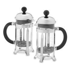 French press coffee cups and french press coffee maker on pinterest - Williams sonoma coffee press ...