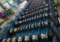 Pin By Roofing Sheet Making Machine On Http Rollformingmachine In In 2020 Roll Forming Metal Forming Manufacturing