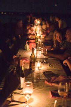 Dinner by Candlelight   Hen House Linens #henhouselinens