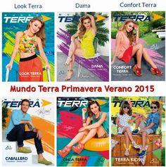 Ultimo Catalogos Mundo Terra Primavera Verano 2015 | DSullana