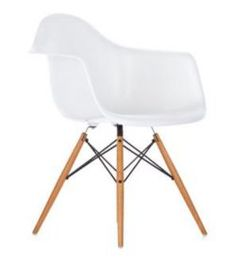 Buy Charles Eames Inspired Eiffel DAW Dining Chair from our Dining Chairs range - Tesco.com