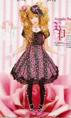 Gothic Sweet Lolita