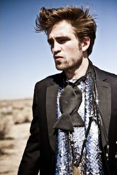 Brotherhood Robsten: New Pictures of Robert in Photoshoot for L'Uomo Vogue 2012