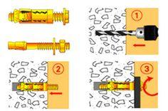 V. Técnicas para la fijación de las estructuras existentes - Constructalia